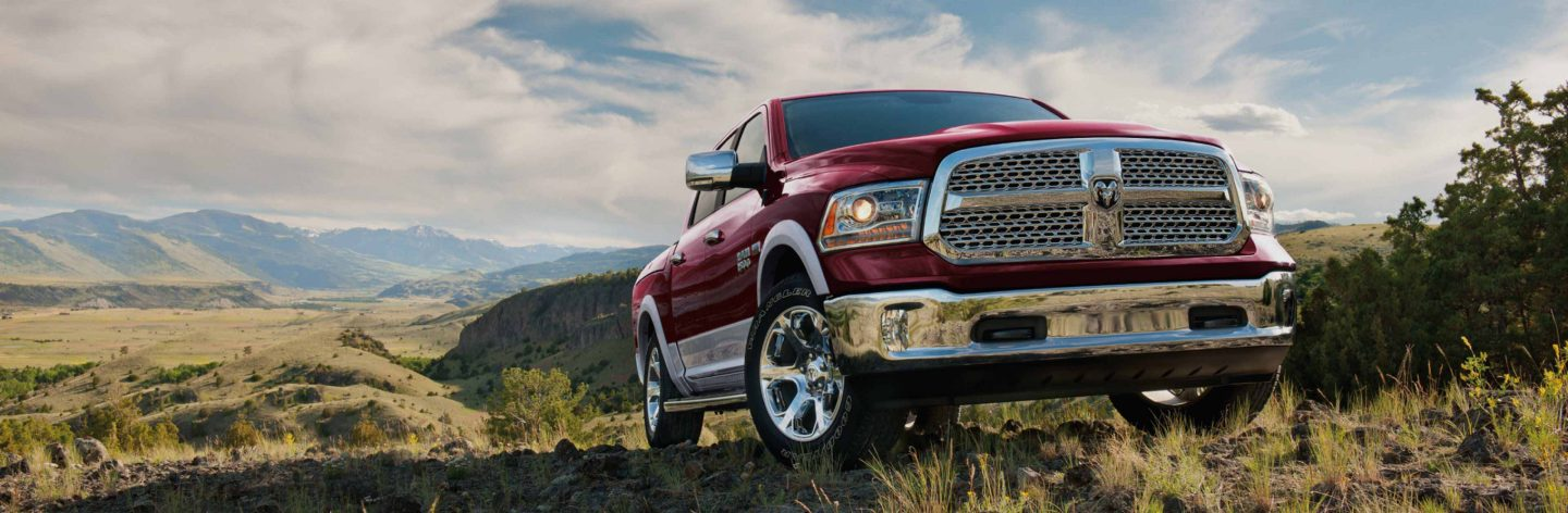 2018 Ram Trucks 1500 Exterior Features