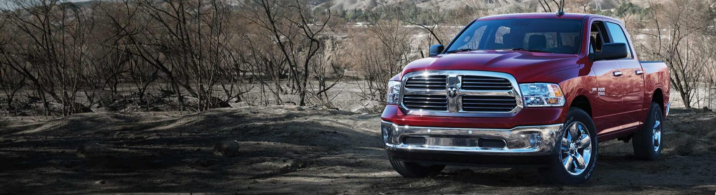 RAM 1500 STAND OUT IN EVERY FIELD