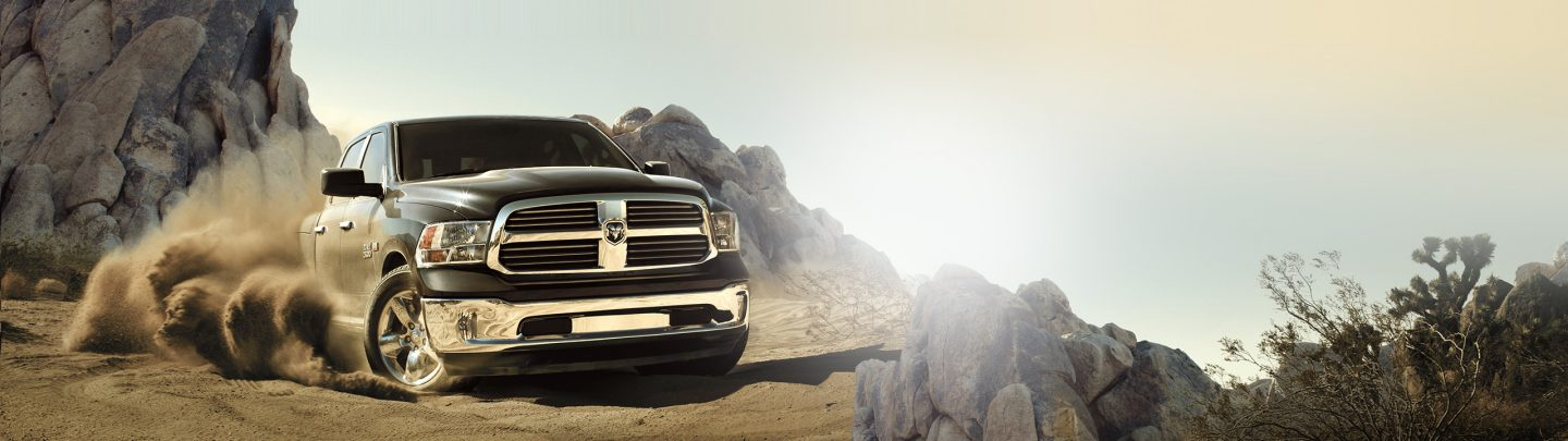 RAM 1500 - STAND OUT IN EVERY FIELD