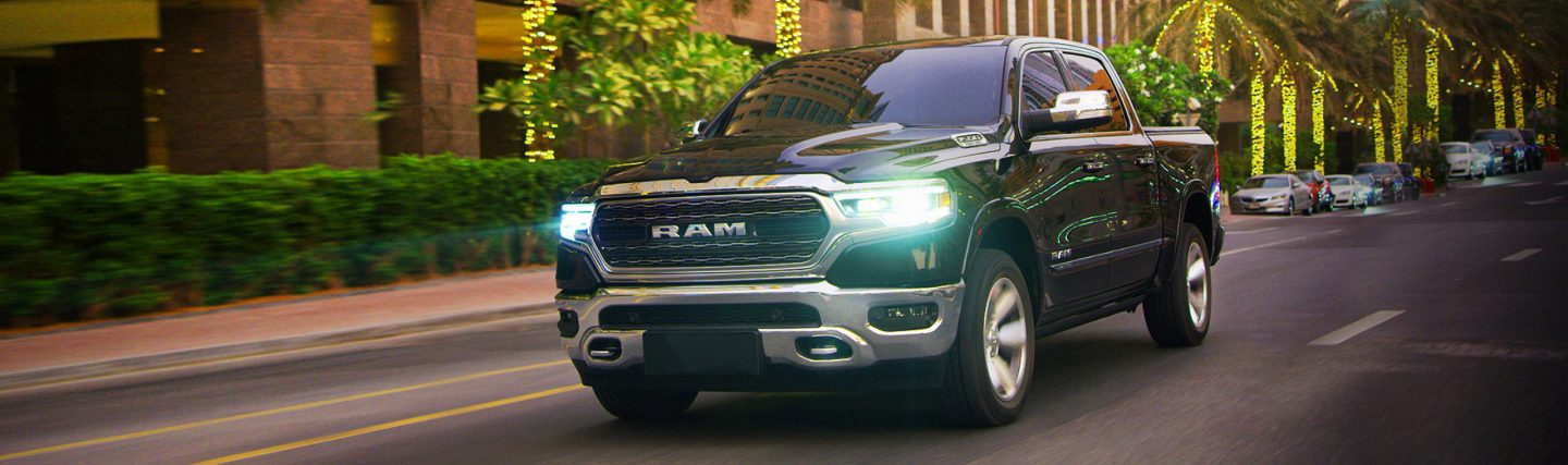 RAM 1500 - THE MOST LUXURIOUS TRUCK IN ITS CLASS