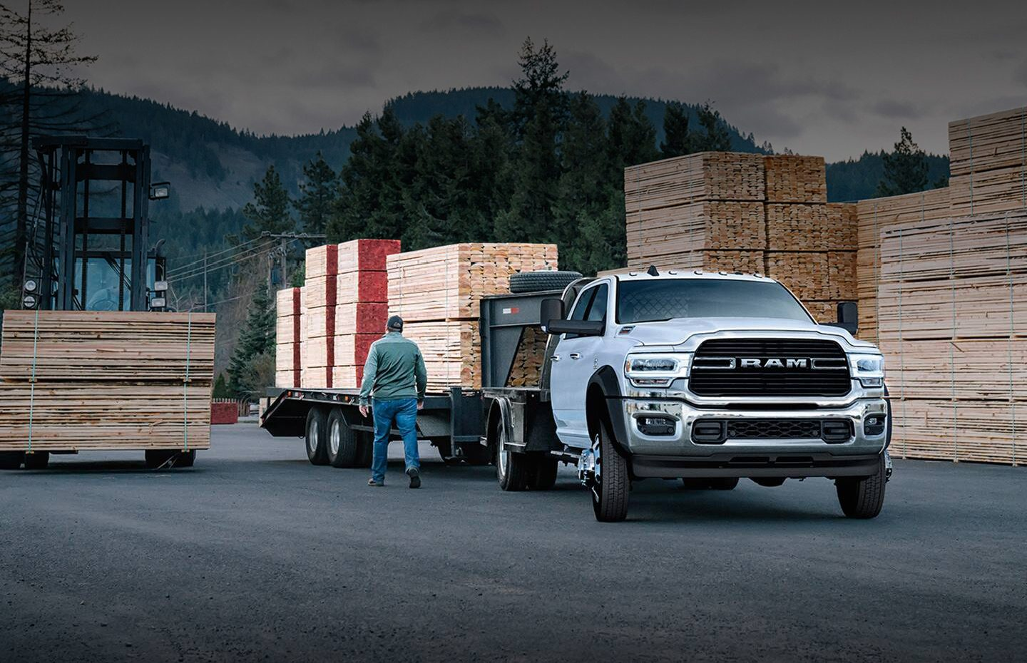 The new Ram 5500 Chassis Cab